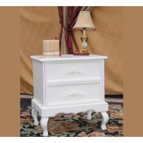 Galleria 2 Drawer Nightstand