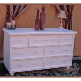 Galleria 7 Drawer Dresser