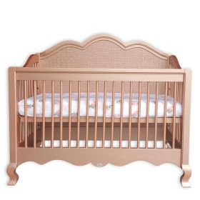 Hilary Conversion Crib with Caning