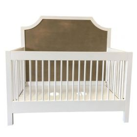 Max Conversion Crib without Molding
