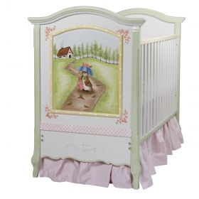 Enchanted Forest Crib