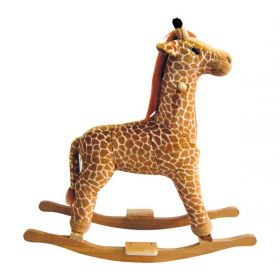 Jacky the Giraffe Rocker