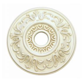 Scroll Ceiling Medallion