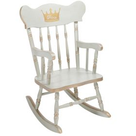 Child Personalized Prince Chair In Versailles