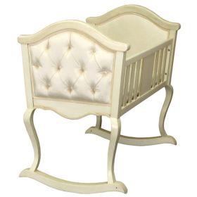 Upholstered Cradle in Versailles