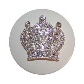 Princess Crown Drawer Knobs