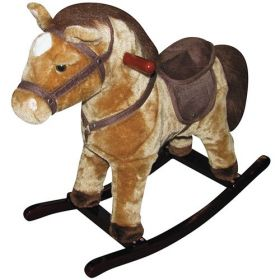 Pete the Pony Rocking Horse with Sound