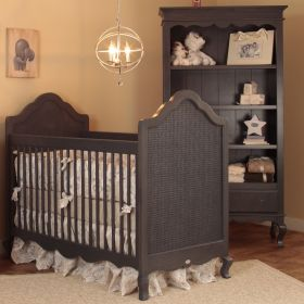 Hilary Crib with Caning