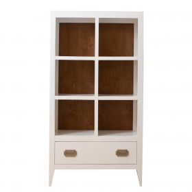 Devon Bookcase with Drawers