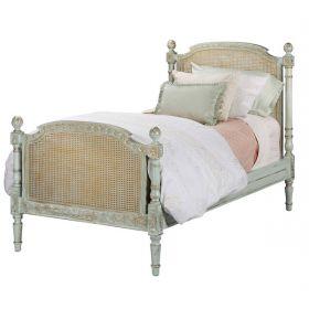 Josephine Bed in Versailles Blue