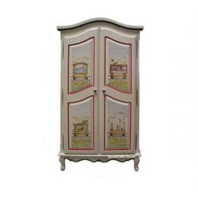 French Circus Armoire