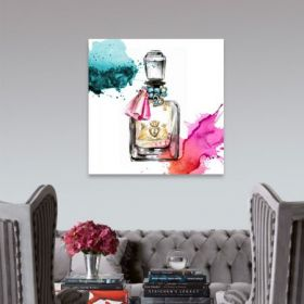 Viva La Scent Canvas Wall Art