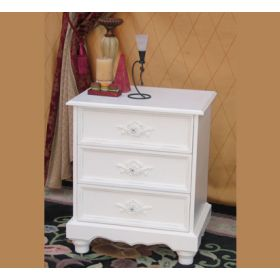 Galleria 3 Drawer Nightstand