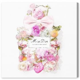 Beautiful Bouquet Canvas Wall Art