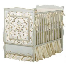 Verona French Panel Crib