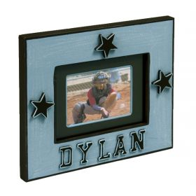 Stars Personalized Handpainted Photo Frame