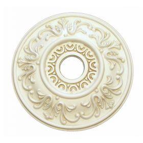 Scroll Ceiling Medallion