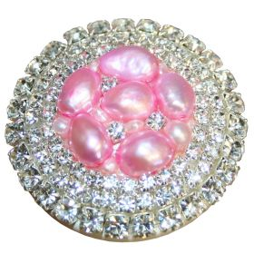 Pink Glamour Drawer Knobs