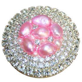 Pink Glamour Drawer Knobs