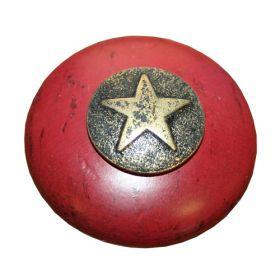 Bronze Star Drawer Knobs