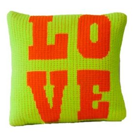 Love Design Pillow