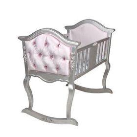Upholstered Cradle
