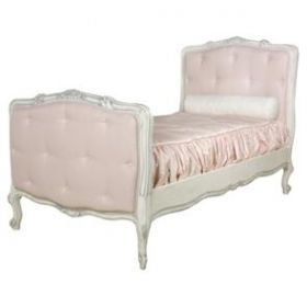 Dominique Tufted Bed