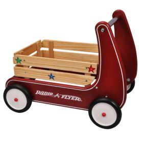 Childrens Handpainted Walker Wagon