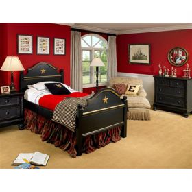 Cody Black Bed